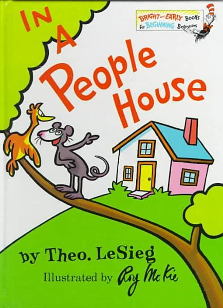 Download In a People House Book