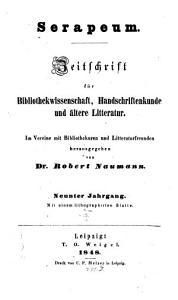 Serapeum PDF
