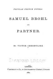 Samuel Brohl and Partner