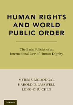 Human Rights and World Public Order PDF
