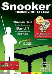PAT Snooker Band 1: Training mit System, Ausgabe 2