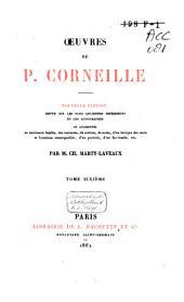 Œuvres de P. Corneille: Volume6