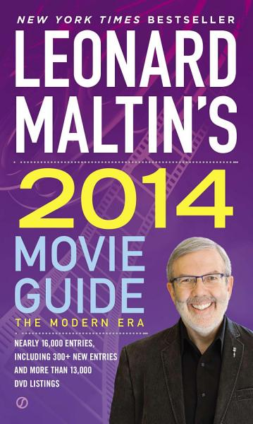Leonard Maltin s 2014 Movie Guide