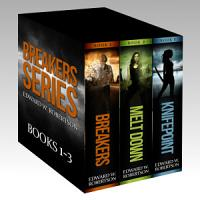 The Breakers Series  Books 1 3 PDF