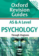 AS and A Level Psychology Through Diagrams PDF