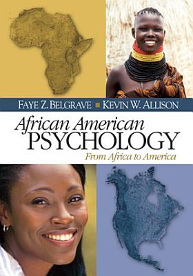 African American Psychology PDF