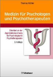 Medizin f  r Psychologen und Psychotherapeuten PDF
