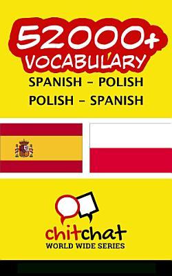 52000  Spanish   Polish Polish   Spanish Vocabulary