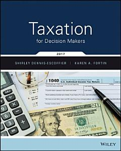 Taxation for Decision Makers Book