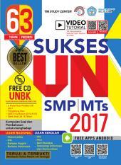 SUKSES UN SMP 2017: Kumpulan Soal dan Pembahasan untuk Menghadapi Ujian Nasional