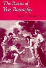 The Poetics of Yves Bonnefoy