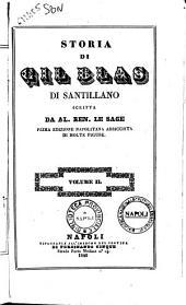 Storia di Gil Blas di Santillano scritta da Al. Ren. Le Sage: 2