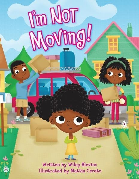 Download I m Not Moving  Book