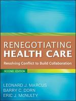 Renegotiating Health Care