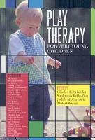 Play Therapy for Very Young Children PDF