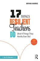 17 Things Resilient Teachers Do PDF