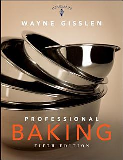 Professional Baking Book