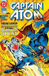 Captain Atom (1986-) #54