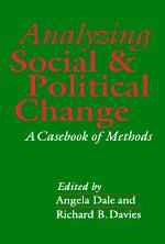 Analyzing Social and Political Change