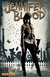 Jennifer Blood Vol. 4: The Trial Of Jennifer Blood