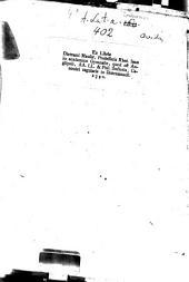 Liber Heroidum epistolarum