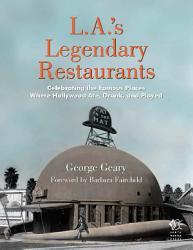 L A S Legendary Restaurants Book PDF