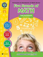 Five Strands of Math - Tasks Big Book Gr. 6-8