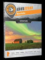 Manitoba Backroad Mapbook