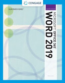 Microsoft Office 365   Word 2019 Comprehensive PDF
