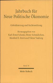 Globalisierung und Rechtsordnung PDF