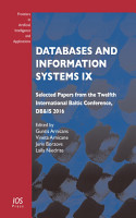 Databases and Information Systems IX PDF