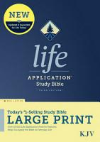 KJV Life Application Study Bible  Third Edition  Large Print  Red Letter  Hardcover  PDF