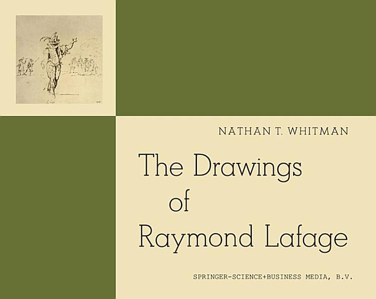 Download The Drawings of Raymond Lafage Book