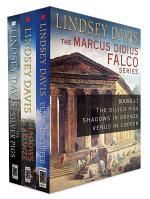 The Marcus Didius Falco Series, Books 1-3