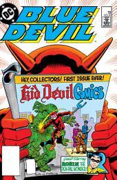 Blue Devil (1984-) #19
