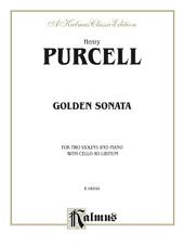 Golden Sonata: For Two Violins and Piano