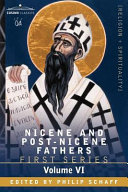 Nicene and Post-Nicene Fathers First Series, St. Augustine