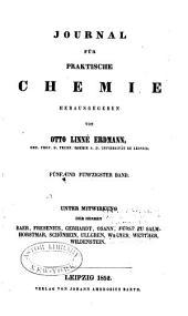 Journal für praktische Chemie: Band 55