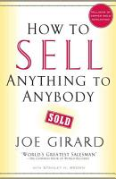 How to Sell Anything to Anybody PDF