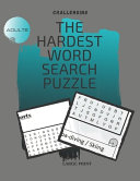 CHALLENGING The Hardest Word Search Puzzle