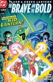 Flash & Green Lantern: The Brave & The Bold (1999-) #2
