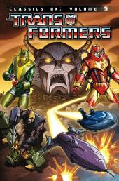Transformers: Classics - UK Vol. 5