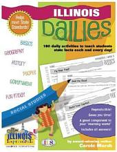 Illinois Dailies: 180 Daily Activities to Teach Students State Facts Each and Every Day!
