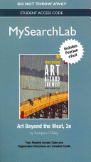 Art Beyond the West MySearchLab With Pearson Etext Access Code