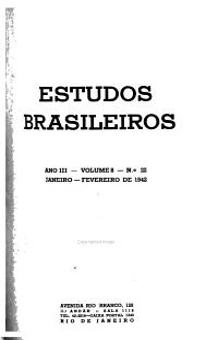 Estudos brasileiros PDF