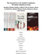 The Second Savor the South® Cookbooks, 10 Volume Omnibus E-book
