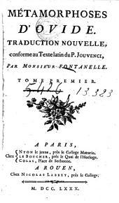Métamorphoses: Volume1