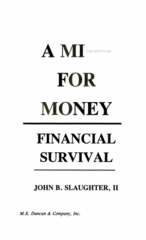 A Mind for Money