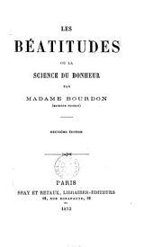 Les beatitudes ou la science du bonheur