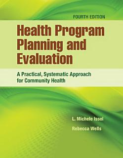 Health Program Planning and Evaluation Book